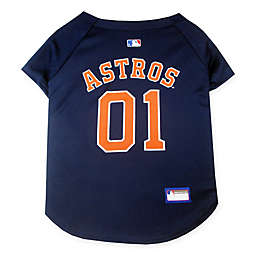 MLB Houston Astros Pet Jersey