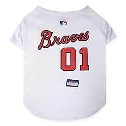 MLB Atlanta Braves Pet Jersey