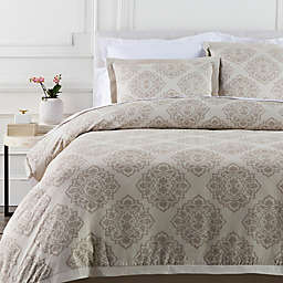 Surya Anniston King Duvet Cover in Natural