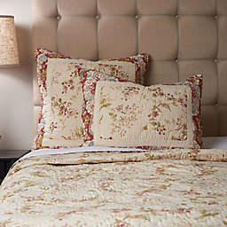 Gracie Quilt in Ivory