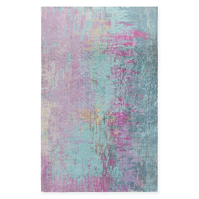 Alternate image 1 for Surya Imaan 2-Foot x 3-Foot Accent Rug in Mauve