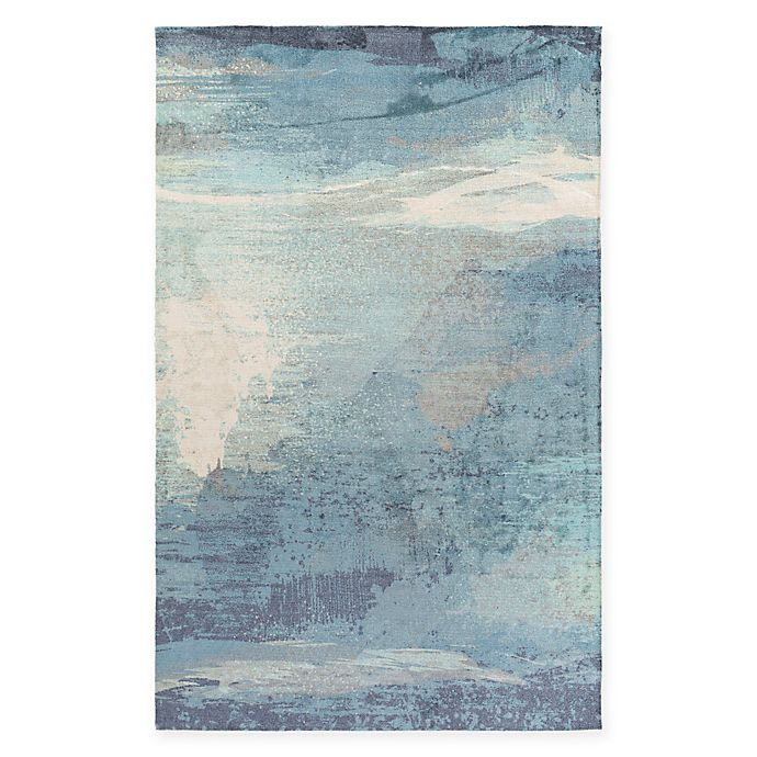 Alternate image 1 for Surya Kaydence 2-Foot x 3-Foot Accent Rug in Slate