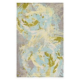 Surya Selita Area Rug in Sky Blue