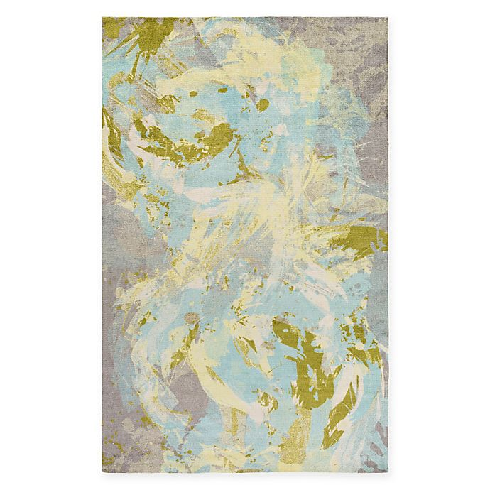 Alternate image 1 for Surya Selita Area Rug in Sky Blue