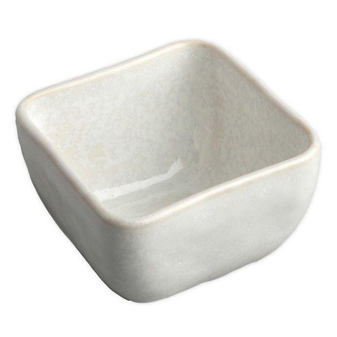 Alternate image 1 for Carmel Ceramica® Cozina 8 oz. Ramekin in White
