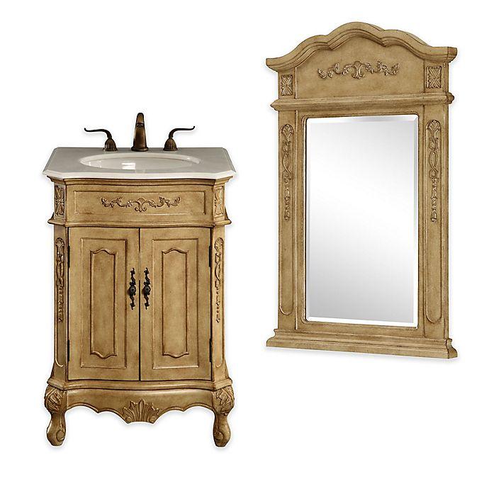 Palazzo Bathroom Vanity Collection