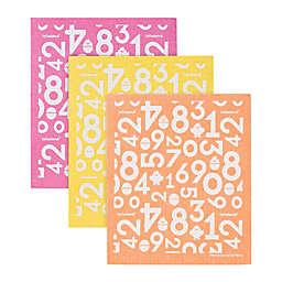 Lollaland® 3-Pack Sponge Cloth Set