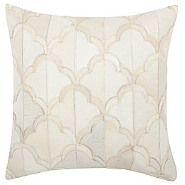 Mini Victory Natural Hide Cloud 20-Inch Throw Pillow