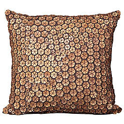 Mina Victory Button Collection Square Throw Pillow Collection