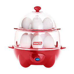 Dash® Deluxe Egg Cooker in Red