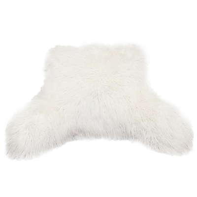 Mongolian Fur Backrest