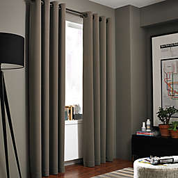 Brown Window Curtains Drapes Bed Bath Amp Beyond