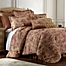 Part of the Sherry Kline Country Sunset Comforter Set in Burgundy