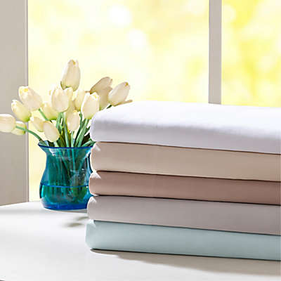 Madison Park® Forever Percale Pillowcases (Set of 2)