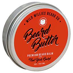 Wild Willie's 2 oz. Beard Butter