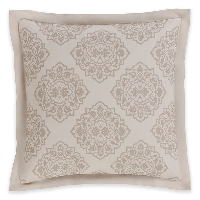 Alternate image 1 for Surya Anniston European Pillow Sham in Natural