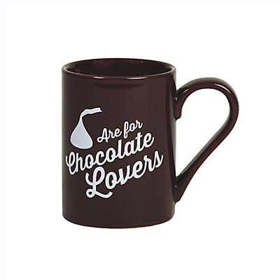 Hershey's by Fitz and Floyd® Chocolate Lovers Mug in Maroon