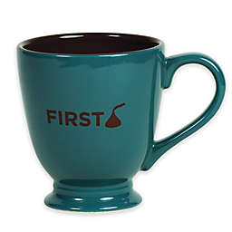 Hershey's by Fitz and Floyd® KISSES First Kiss Mug in Teal