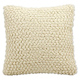 Mina Victory Lifestyles Thin Loop Square Throw Pillow