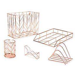 Copper Wire Desk Accessories