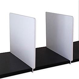 Shelf Dividers in White (Set of 2)