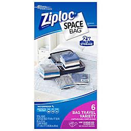 Ziploc® Space Bag® Travel Bag Variety (Set of 6)
