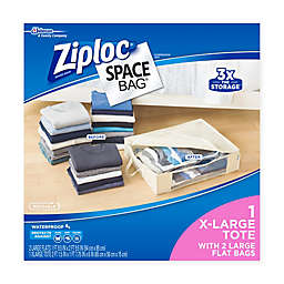 Ziploc® Space Bag® Underbed Tote (Set of 2)