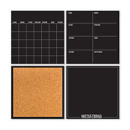College Dorm Calendars Memo Boards Wall Decor Bed Bath Beyond