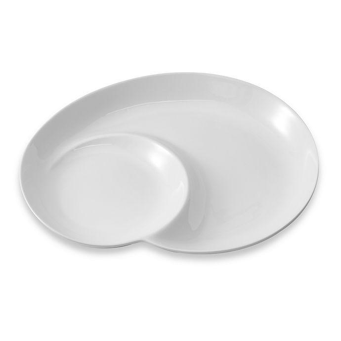 Alternate image 1 for Dansk® Imagine Divided Serving Dish