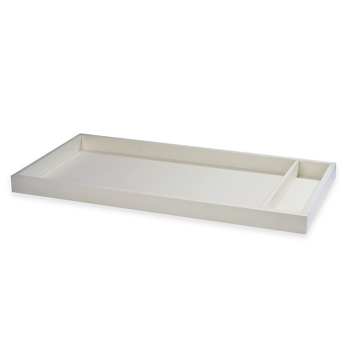 Alternate image 1 for DwellStudio Mid-Century Changing Station in French White
