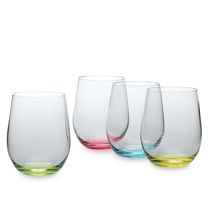 4005b726760 Riedel® Happy O Wine Tumblers (Set of 4) | Bed Bath & Beyond