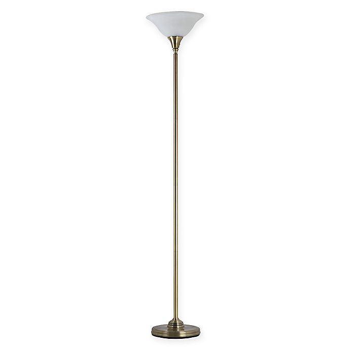 Buy Torchiere Lamp Bed Bath And Beyond