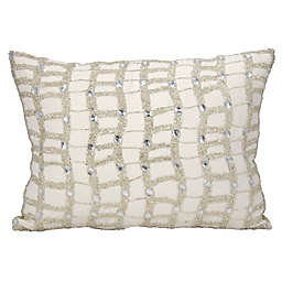 Michael Amini® Ladders Accent Throw Pillow