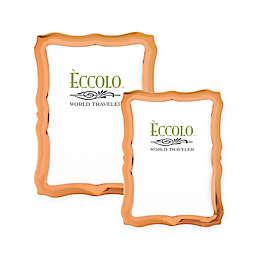 Eccolo® Copper-Plated Scalloped Frame