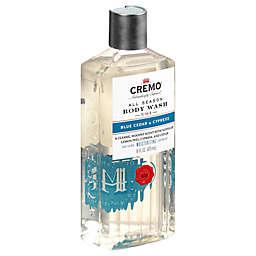 Cremo™ 16 oz. No. 4 All-Season Body Wash in Blue Cedar & Cypress