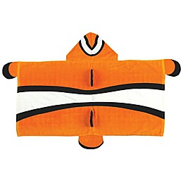 Stephen Joseph® Clownfish Hooded Towel