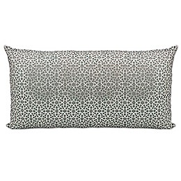 Mina Victory Couture Arabic Rectangular Throw Pillow