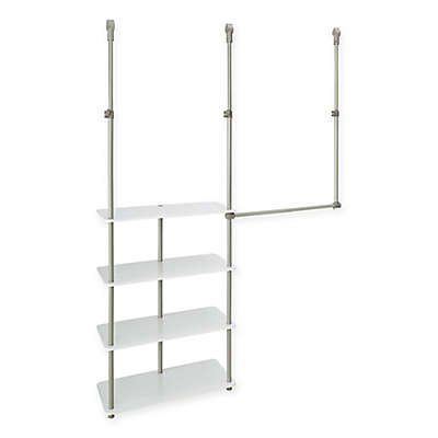 ClosetMaid® 4-Shelf Closet Maximizer