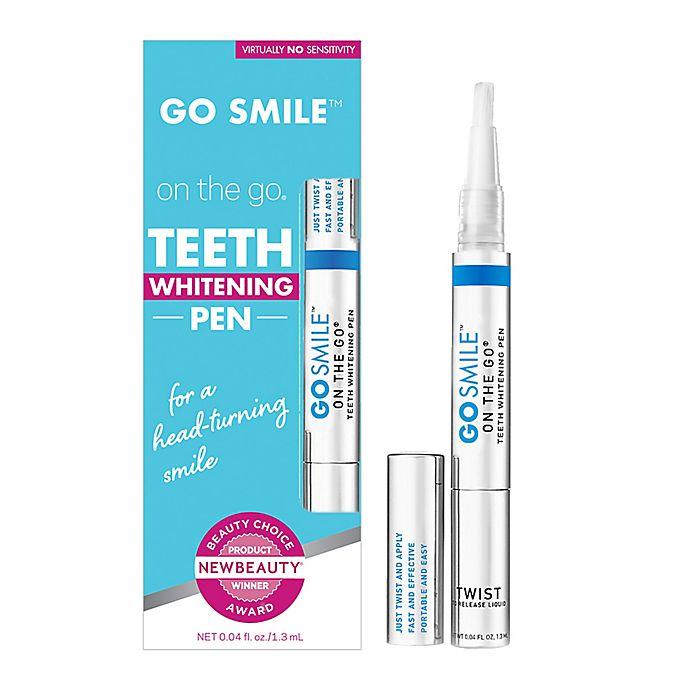 Alternate image 1 for GO SMILE On The Go Teeth Whitening Pen
