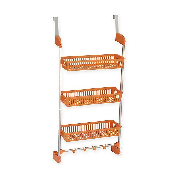 Alternate image 1 for Household Essentials®  3 Basket Over-the-Door Organizer