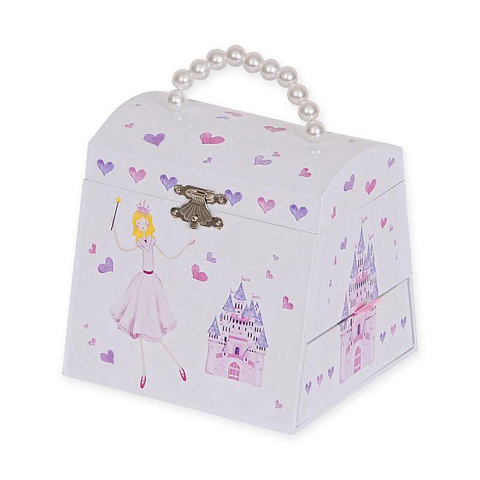 Ballerina Purse Style Jewelry Box