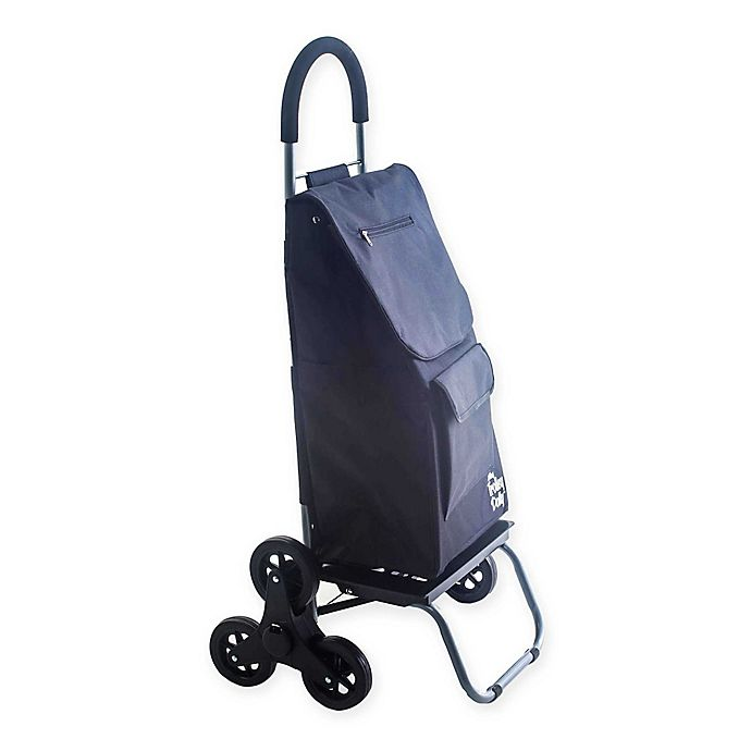 Alternate image 1 for Stair Climber Trolley Dolly in Black
