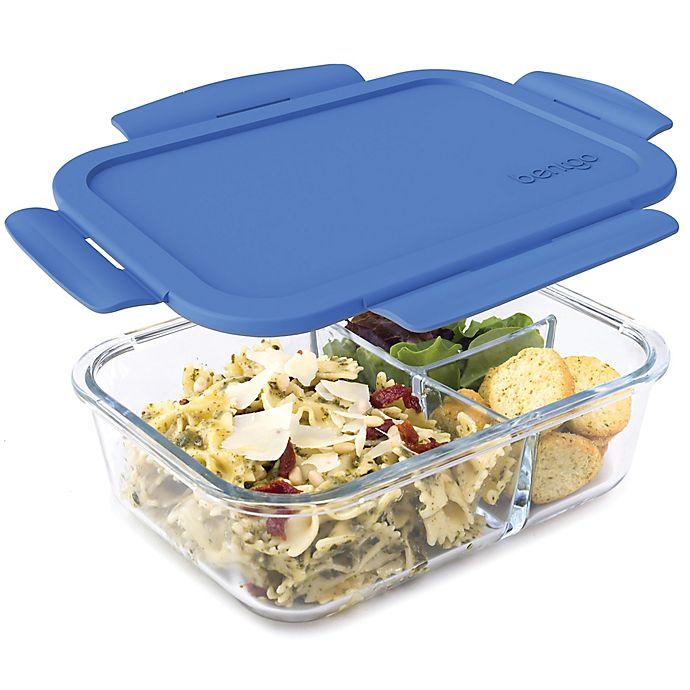 Alternate image 1 for bentgo® Glass 41 oz. Portable Lunch Box