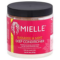 Mielle® 8 oz. Babassu Deep Conditioner with Babassu and Mint
