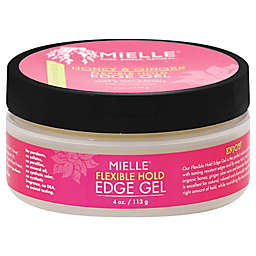 Mielle® 4 oz. Flexible Hold Edge Gel with Honey and Ginger