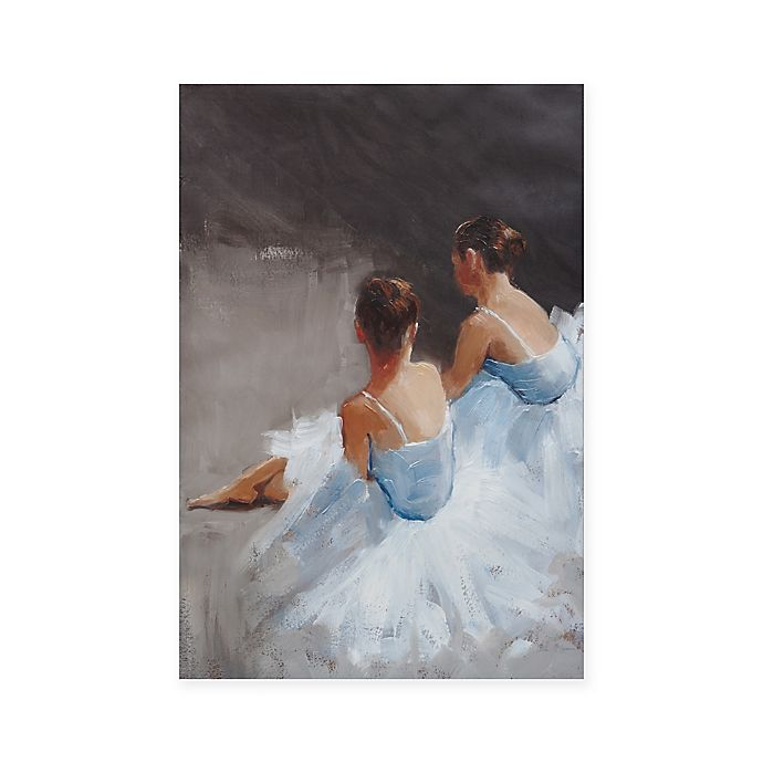 Alternate image 1 for Madison Park Dance with Me Canvas Wall Art