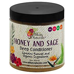 Alikay Naturals™ 8 oz. Honey and Sage Deep Conditioner