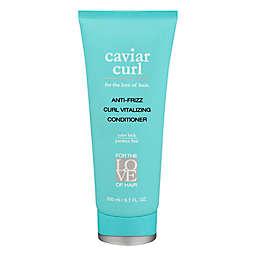 For The Love of Hair Anti-Frizz Curl Vitalizing Caviar 6.7 fl. oz. Conditioner