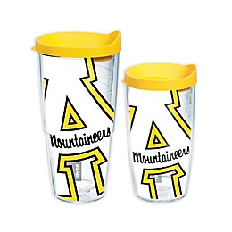 Tervis® Appalachian State University Mountaineers Wrap Tumbler with Yellow Lid