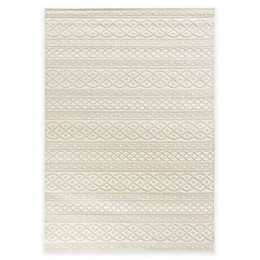 Orian Jersey Home Collection Organic Cable Area Rug